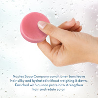 Sunkissed Conditioner Bar Hand Info
