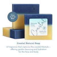 Coastal Natural Soap Description