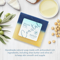 Coastal Natural Soap Ingredients