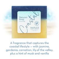 Coastal Natural Soap Short Description