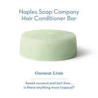 Coconut Lime Conditioner Bar Hero