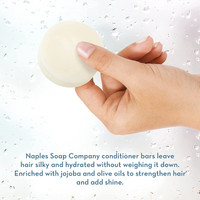 Stimulating Conditioner Bar Hand Info