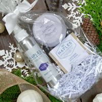Lavender Lovers Shower Must Haves Gift Set