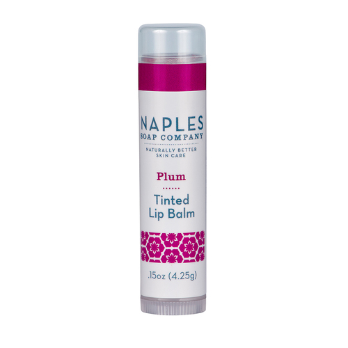 Plum Tinted Lip Balm