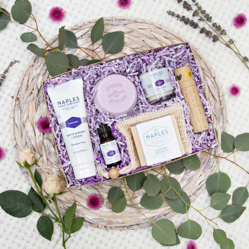 Spa Luxe & Lavender Boxed Set