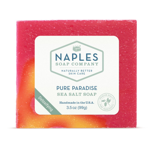 Pure Paradise Sea Salt Soap