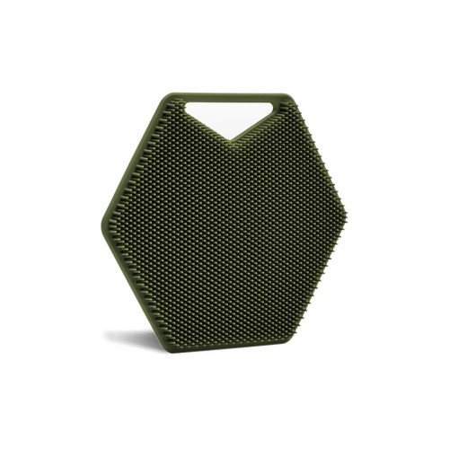 The Body Scrubber Army Green