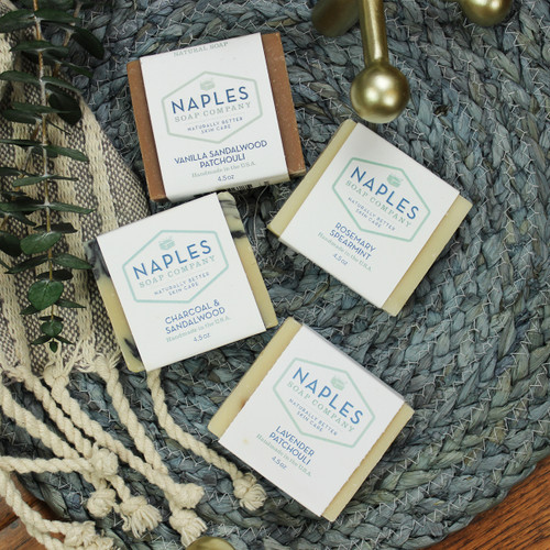 His Freshest Faves Natural Soaps