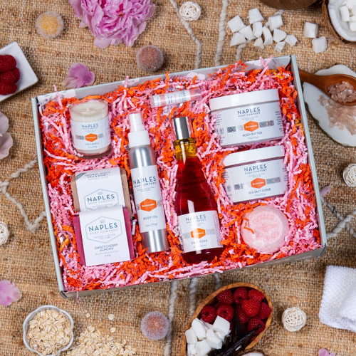 Sunkissed Luxe Box
