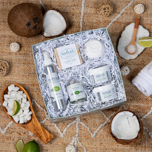 Coconut Lovers Perfectly Pampered Gift Set