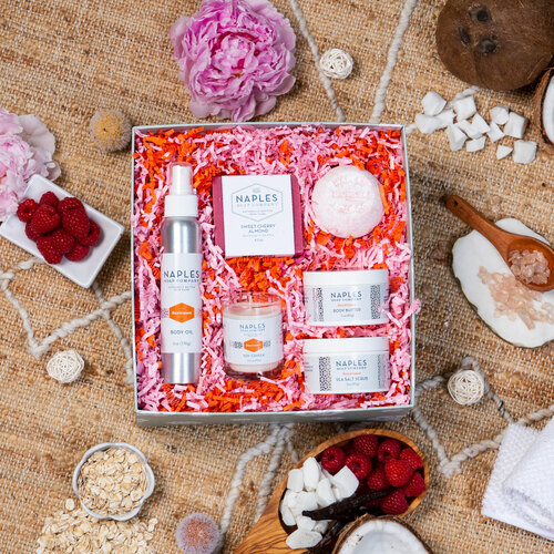 Sunkissed Perfectly Pampered Gift Set