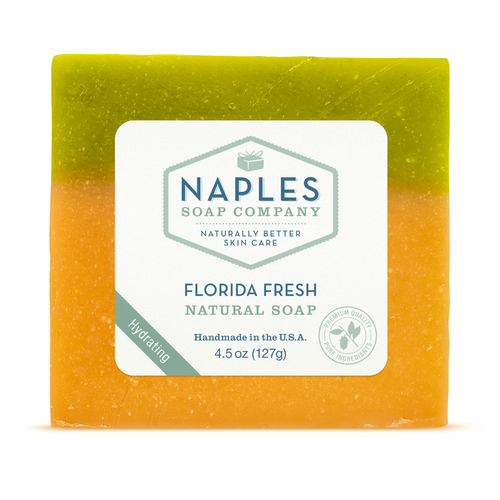 Florida Fresh Natural Soap