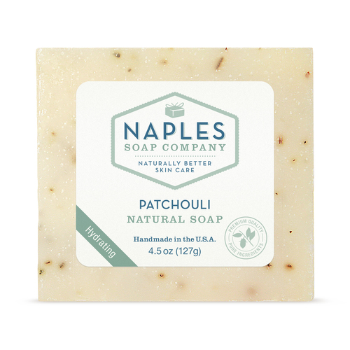 Patchouli Natural Soap