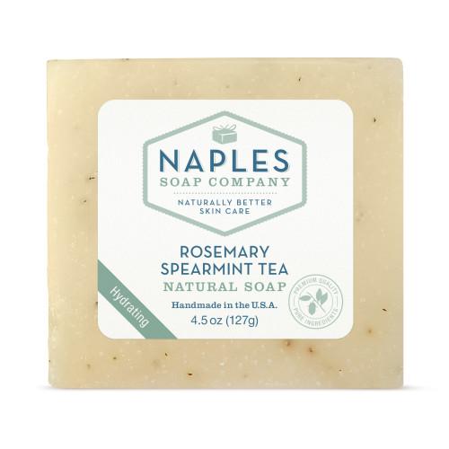 Rosemary Spearmint Tea Natural Soap