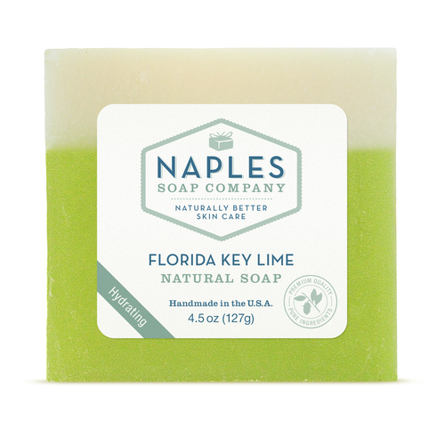 Florida Key Lime Natural Soap