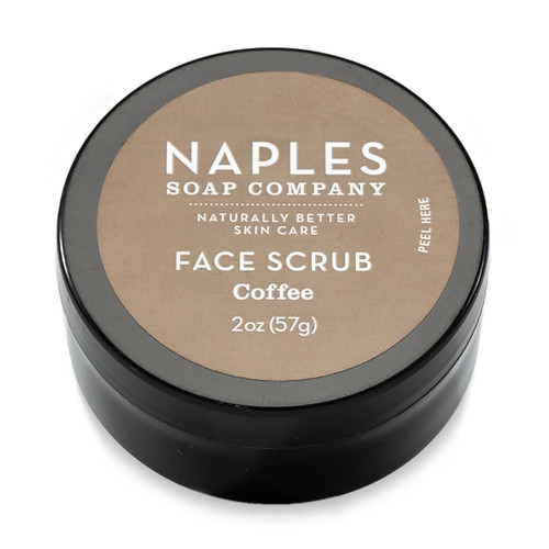 Coffee Face Scrub