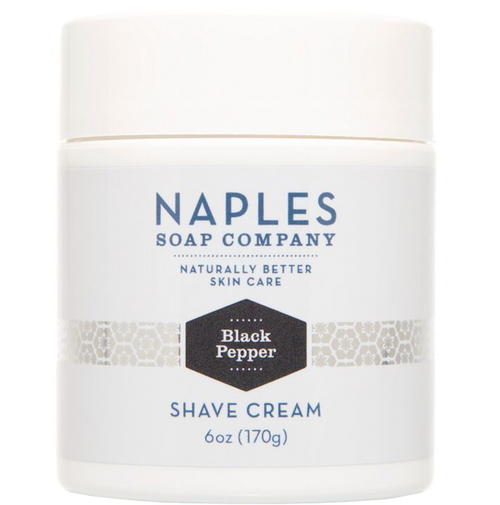 Black Pepper Shave Cream