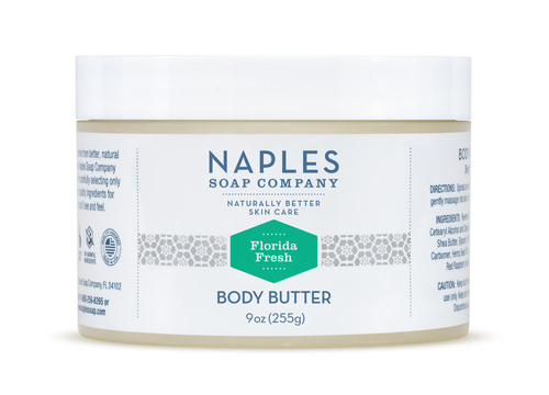 Florida Fresh Body Butter 9 oz