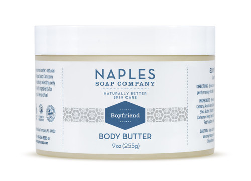Boyfriend Body Butter