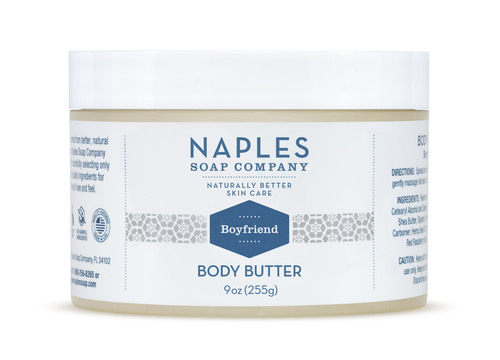 Boyfriend Body Butter 9 oz