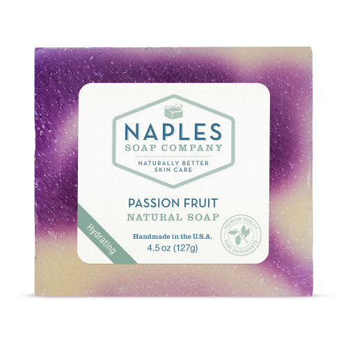Passion Fruit Natural Soap