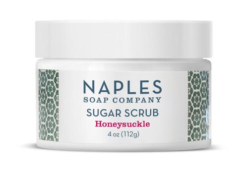 Honeysuckle Sugar Scrub
