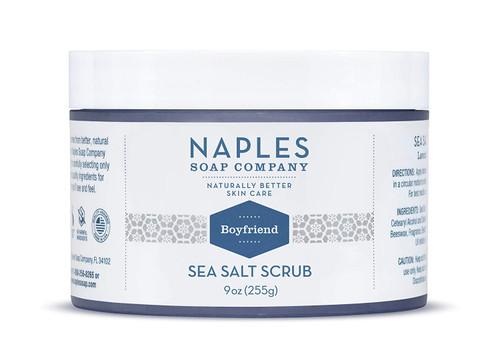 Boyfriend Sea Salt Scrub 9 oz
