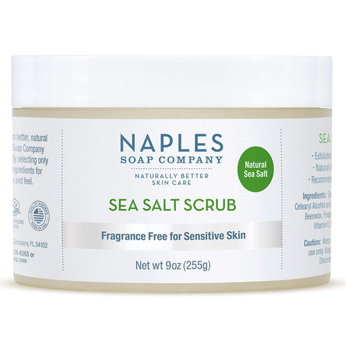 Unscented Sea Salt Scrub