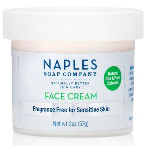 Unscented Face Cream