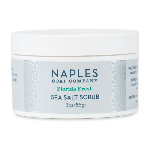 Florida Fresh Sea Salt Scrub 3 oz