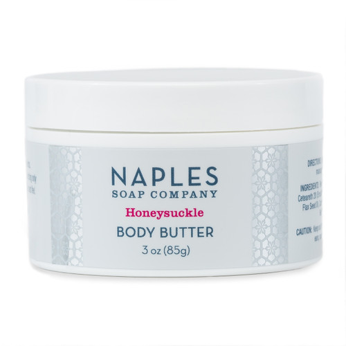 Honeysuckle Body Butter 3 oz