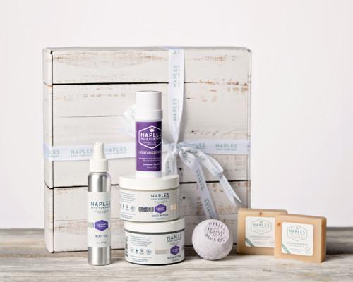 Lavender Vanilla Gift Set