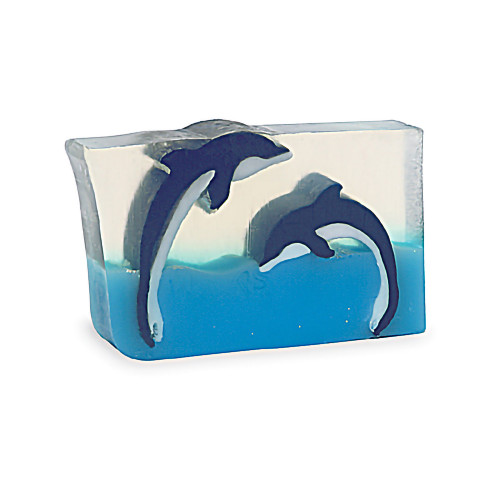 Dueling Dolphins Novelty Soap