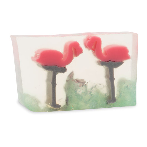 Yardsticks (Flamingos) Novelty Soap