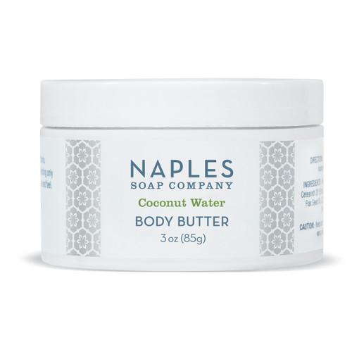 Coconut Water Body Butter 3 oz
