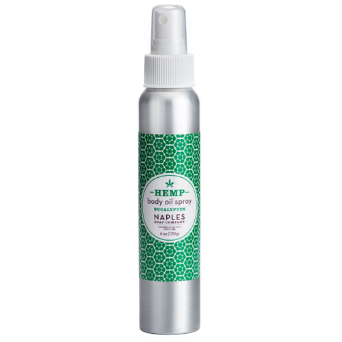 Eucalyptus Hemp Body Oil