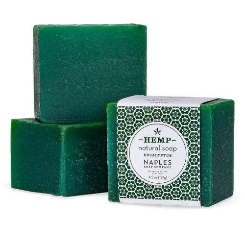 Eucalyptus Hemp Natural Soap