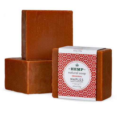 Original Hemp Natural Soap