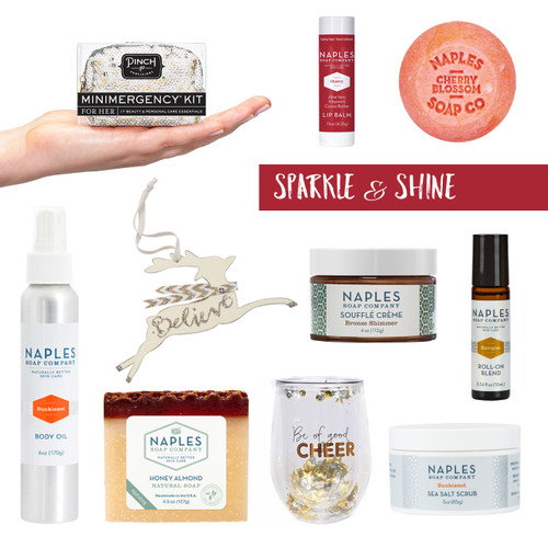 Sparkle & Shine Gift Set