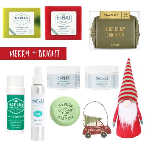 Merry + Bright Gift Box