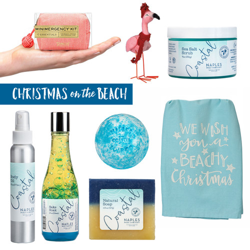 Christmas on the Beach Gift Set