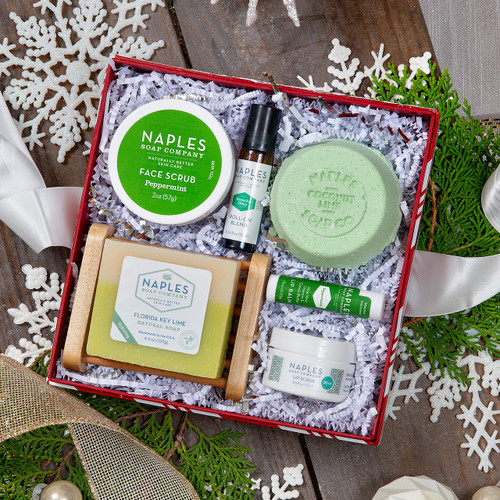 Mint & Lime Refresher Gift Set