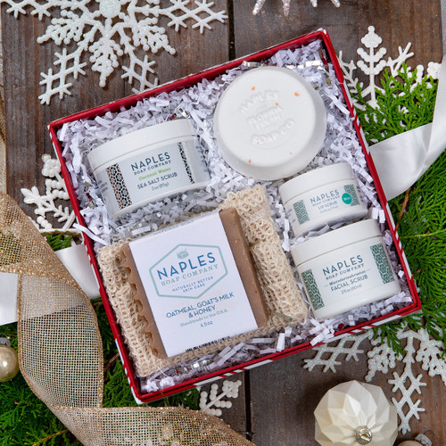 Triple Scrub Gift Set