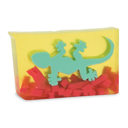 Gecko Novelty Soap