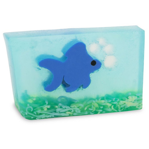 Ginger Fish Novelty Soap