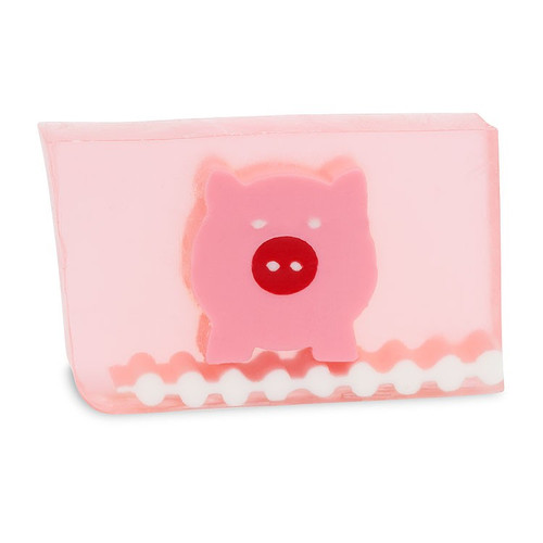 Pink Pig Novelty Soap