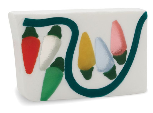 Xmas Lights Novelty Soap
