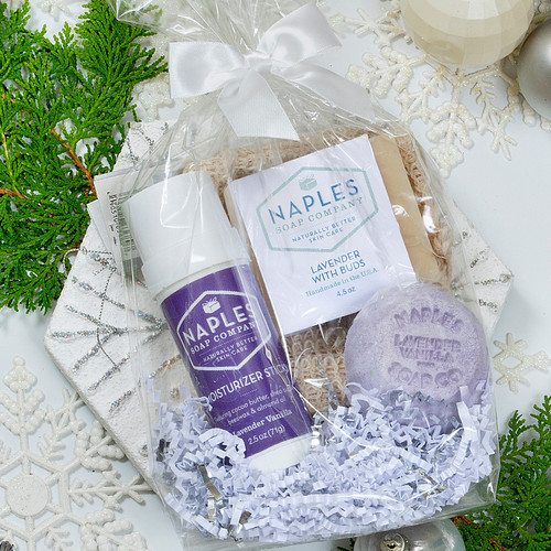 Lavender Lovers Body Essentials Gift Set
