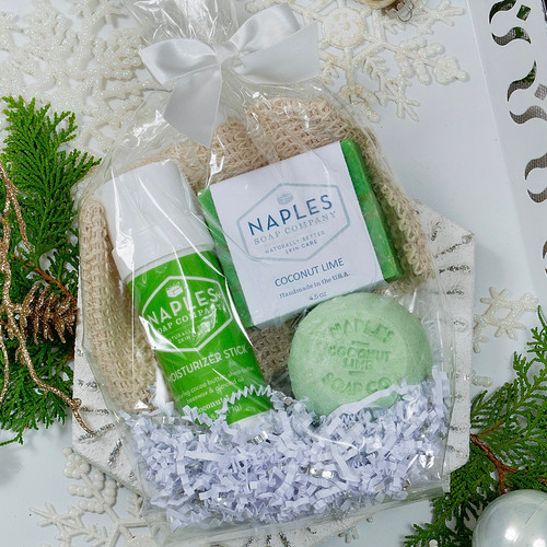 Coconut Lime Body Essentials Gift Set