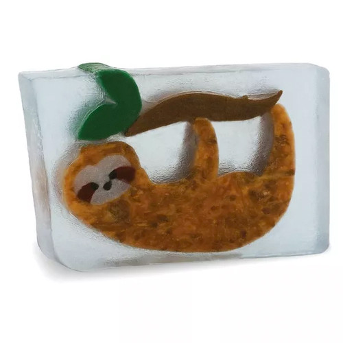 Swinging Sloth Novelty Soap